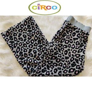 Circo Leopard Pajama Bottoms Size L (10/12)